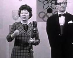 Irena Kwiatkowska & Jacek Fedorowicz - Trygonometria (TVP 1968)