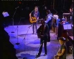 Kris Kristofferson   Me and Bobby McGee   Highwaymen live at Nassau Coliseum, 1990   YouTube