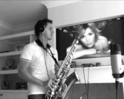 Dido - Thank you - Tenor Sax Cover by TheSaxWalker