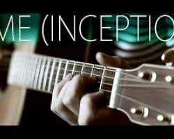 "Hans Zimmer - Time (OST ""Inception"") │ Fingerstyle guitar"